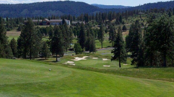 Running Y g.c., Klamath Falls, OR Golf courses, Klamath