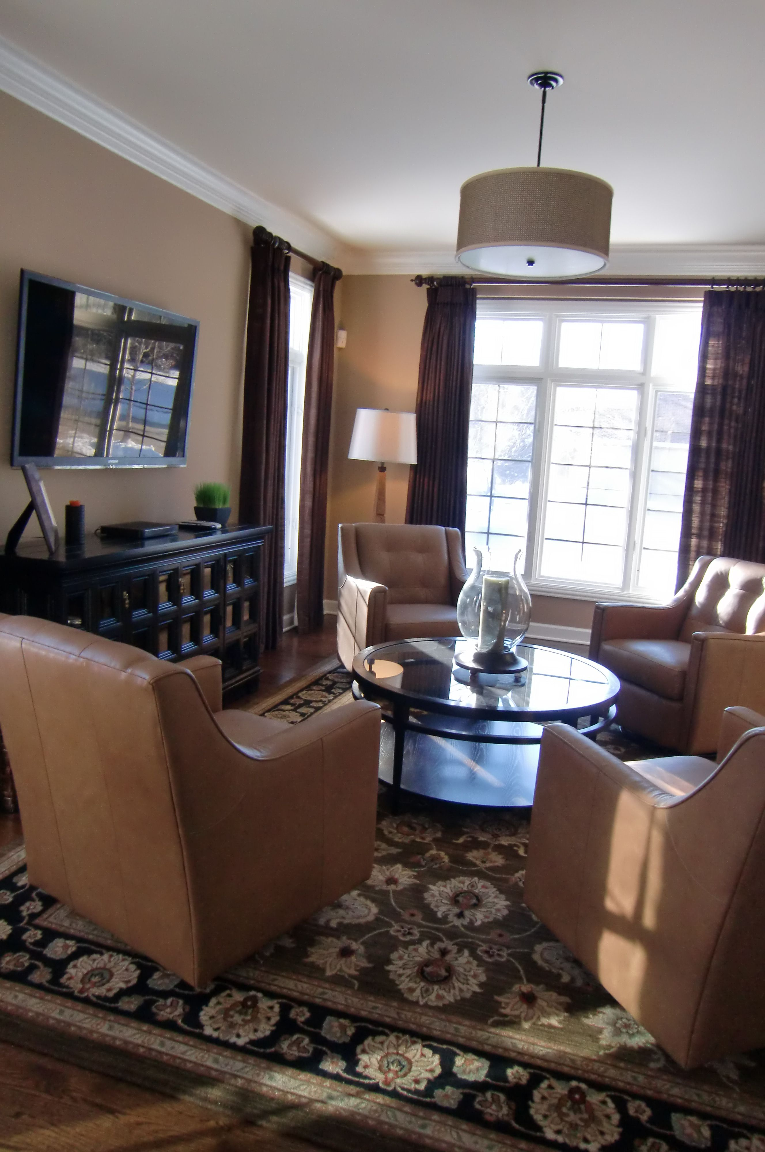 Lamont Il Formal Living Room Becomes A Usable Space Formal Living Rooms Family Room Home