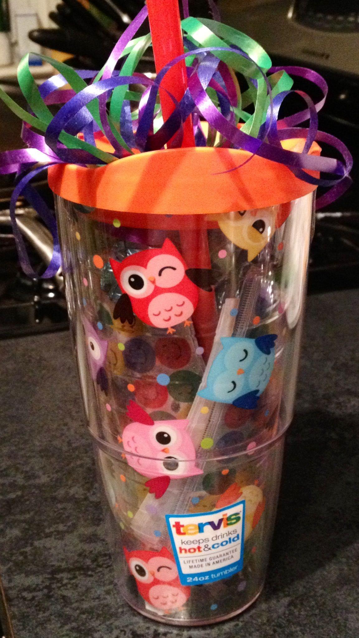 New school year teacher gift - as a teacher there were ...
