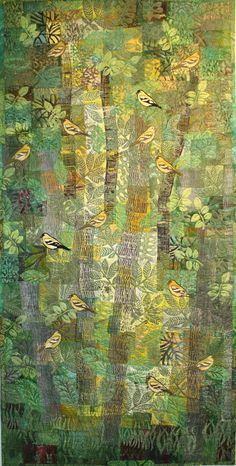 quilting pinterest quilt fancy pin forest along