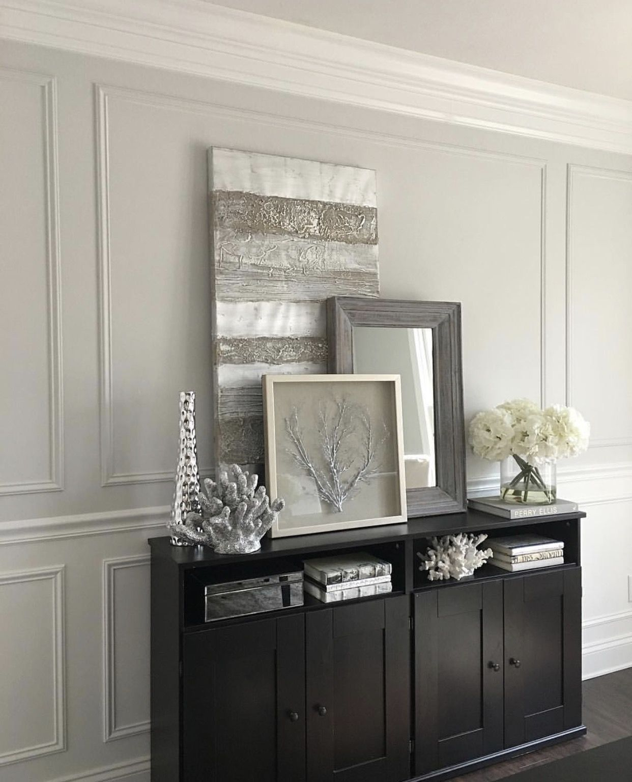 pin by tiffany rios on things i want in my home hallway on small entryway console table decor ideas make a statement with your home s entryway id=83575