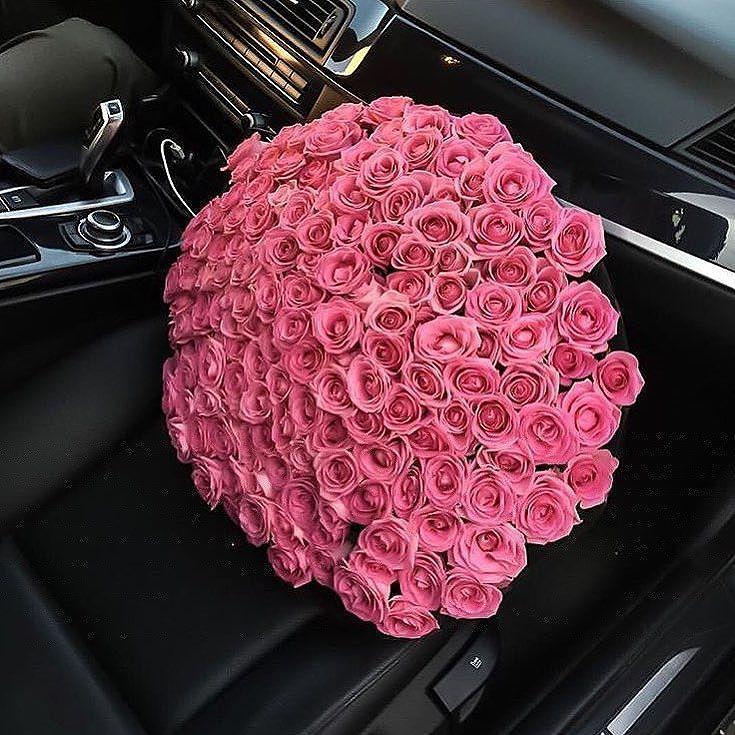 картинки с букетами роз в машине первый взгляд, сборка