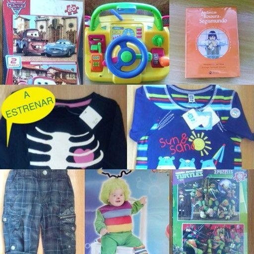 2eefc966c #vueltaalcole #niños #ropa #juguetes #juegos #libros #peluches #calzado y  todo para tu #bebé, #barato #calidad y en menos de 24h en #casa ...