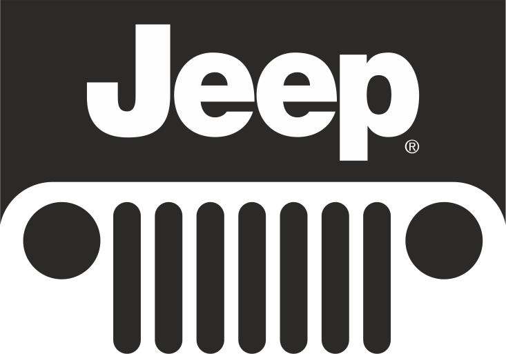 Jeep Logo Sticker Free Vector Jeep Art Jeep Decals Logo Sticker