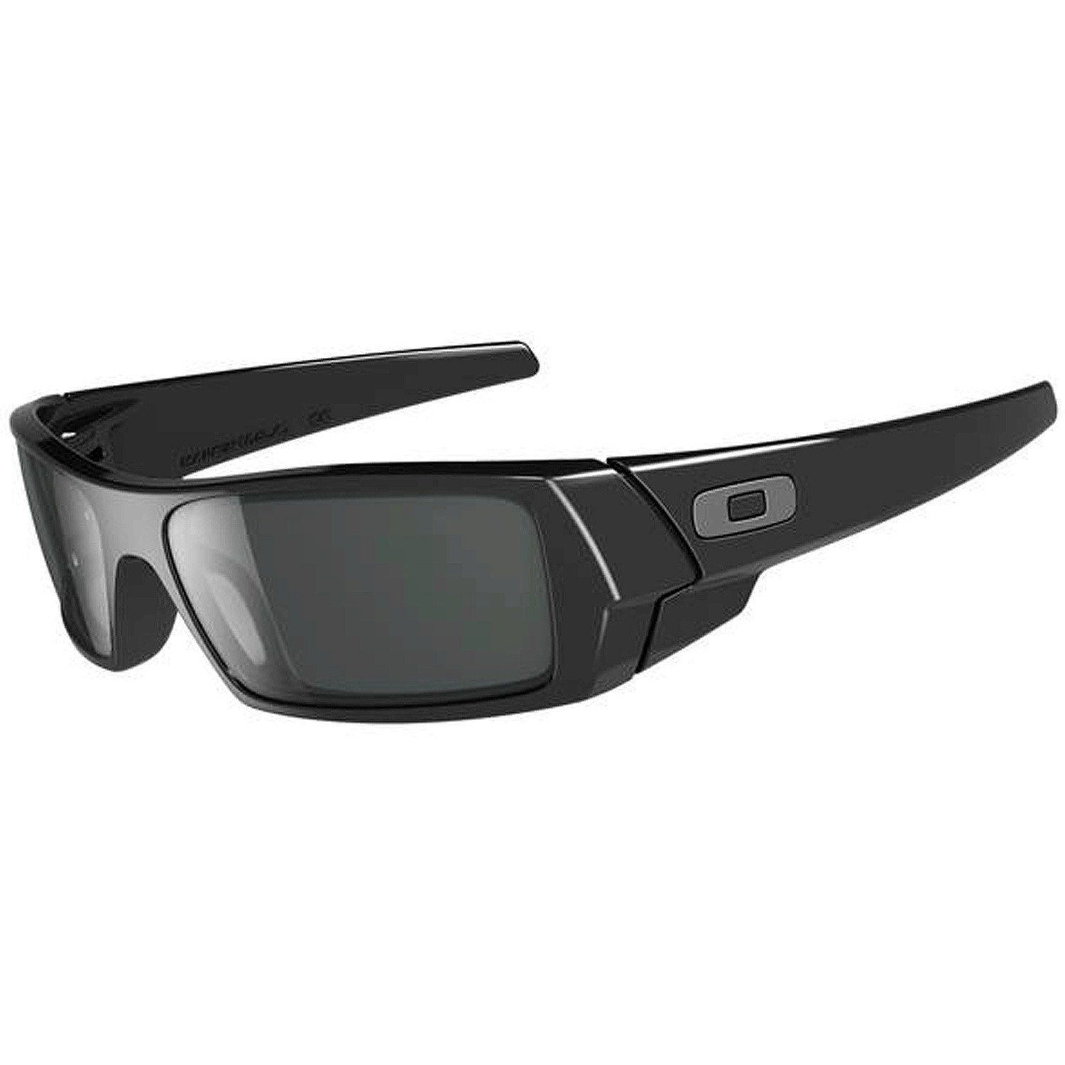 Oakley Gascan Sunglasses, Black/Gray, One Size