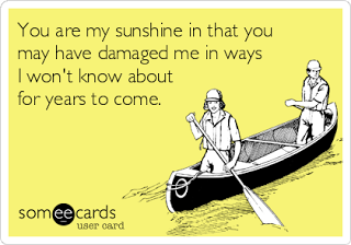 sun damage! what you got today, you wont see for years, be afraid, be very afraid!