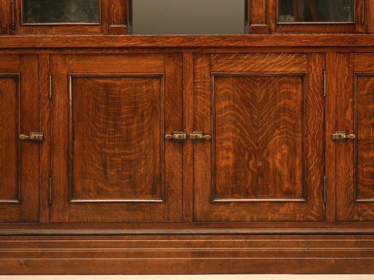 Spectacular Original Antique General Store Tobacco Cabinet ...
