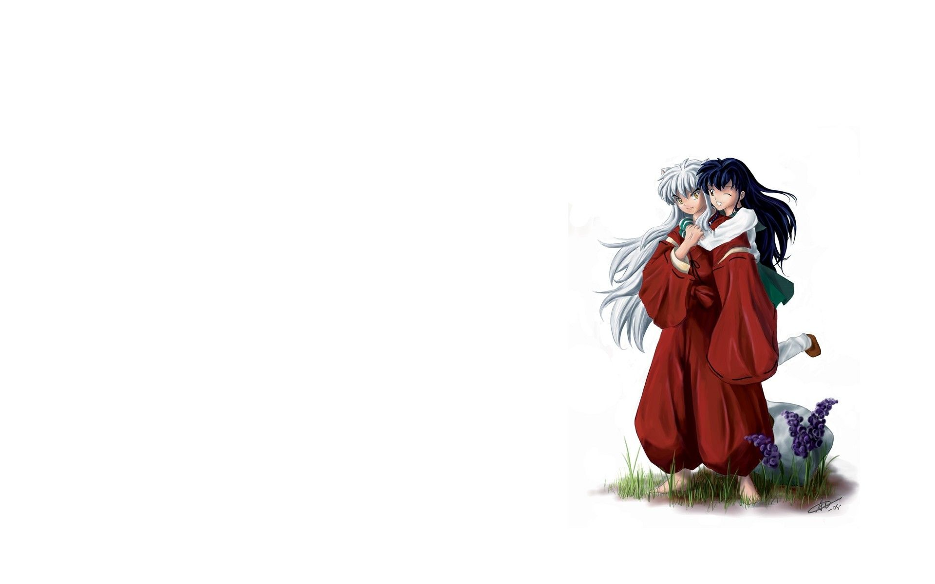 Anime InuYasha Papel de Parede | Inuyasha | Pinterest | Anime