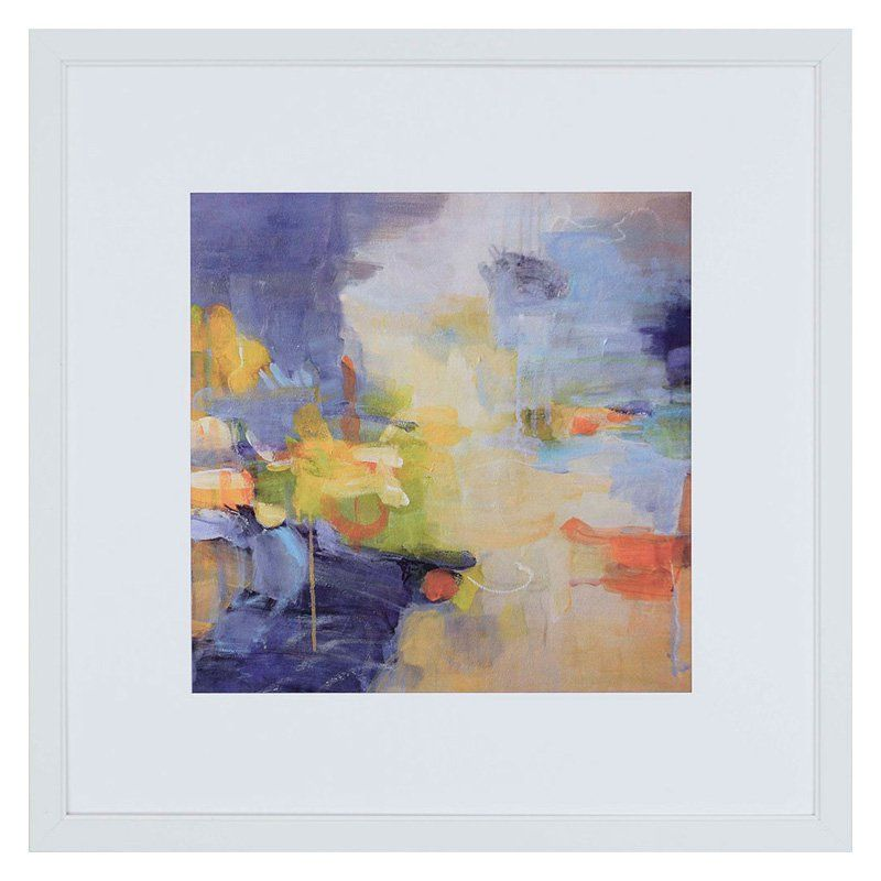 Paragon restless mind framed wall art 3065