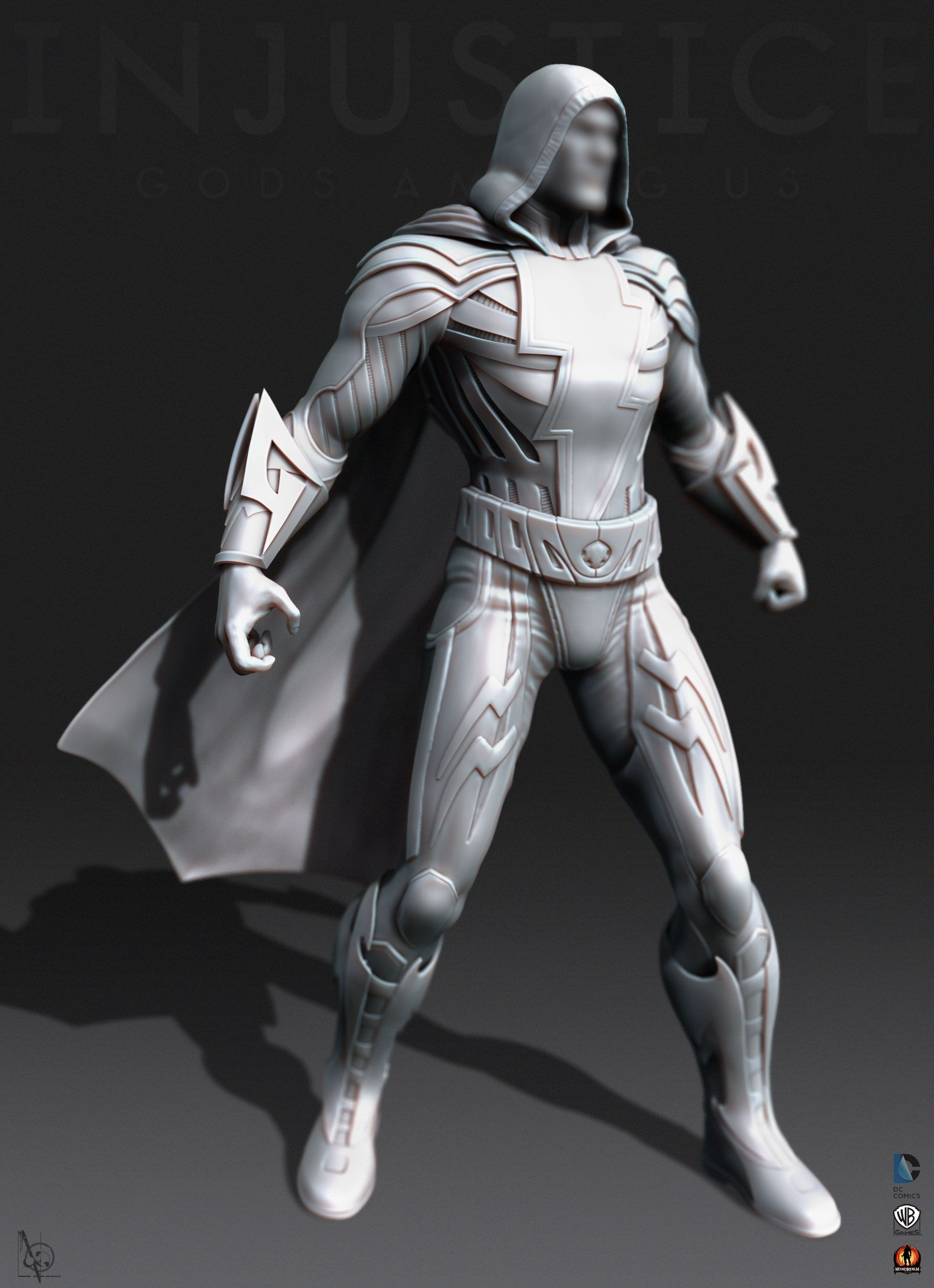 Injustice: Gods Among Us. Some highres ZBrush art. - Page 2 | 3d ...
