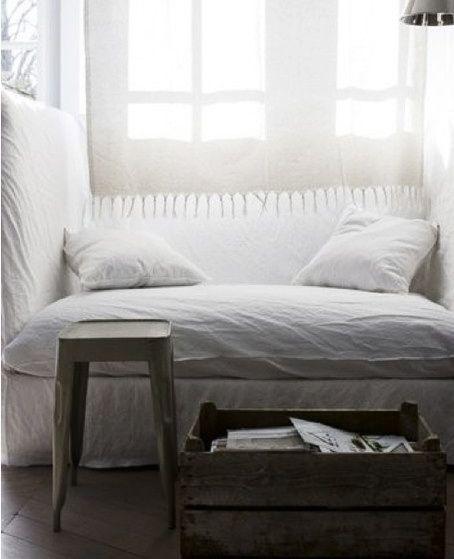white linen paola navone for gervasoni