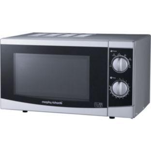 Buy Morphy Richards P80D20P 20L Manual Solo Microwave