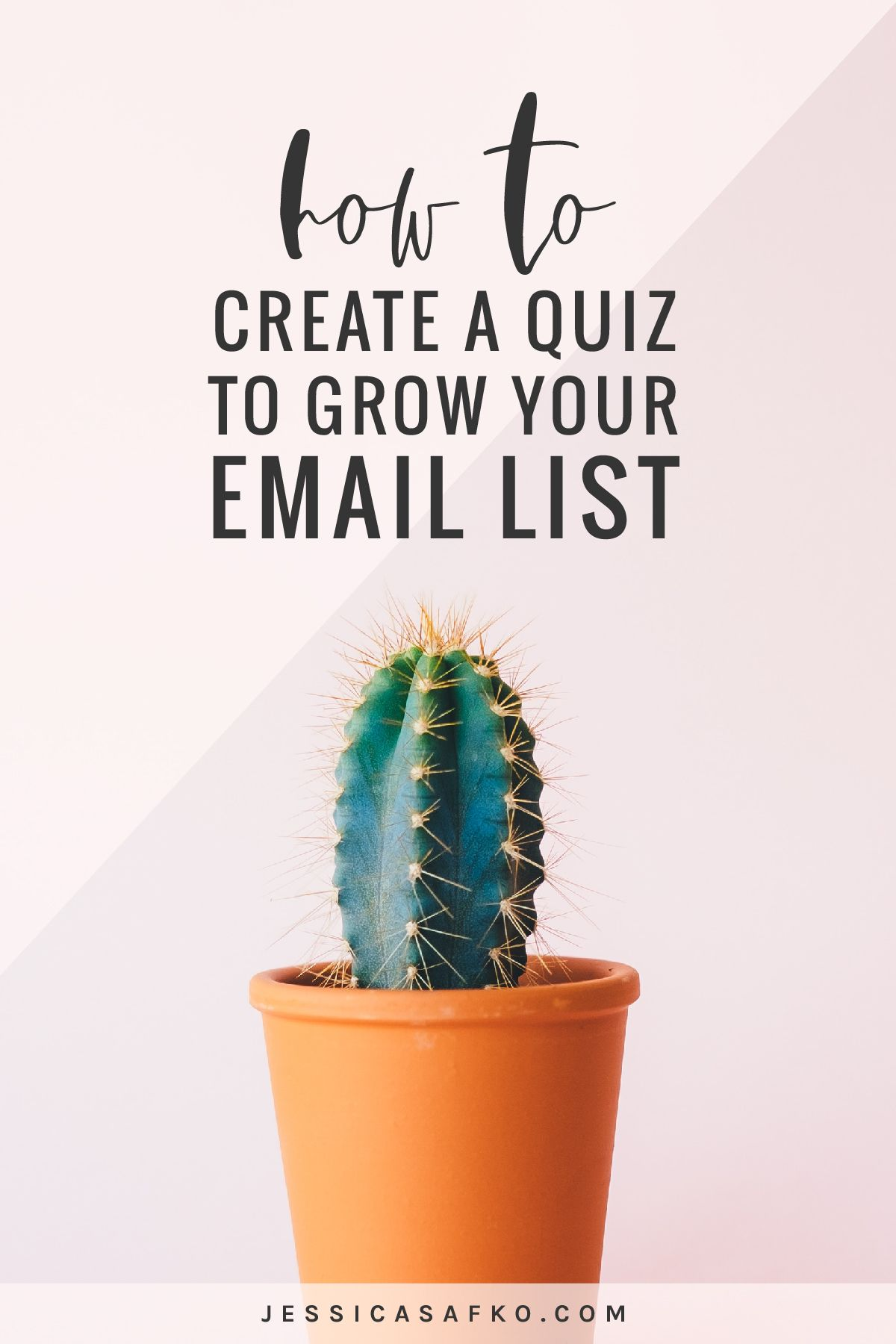 How To Create A Quiz To Grow Your Email List Email List Blog