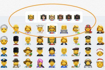 The Wide World Of Emoji Technology Emoji Characters New Technology