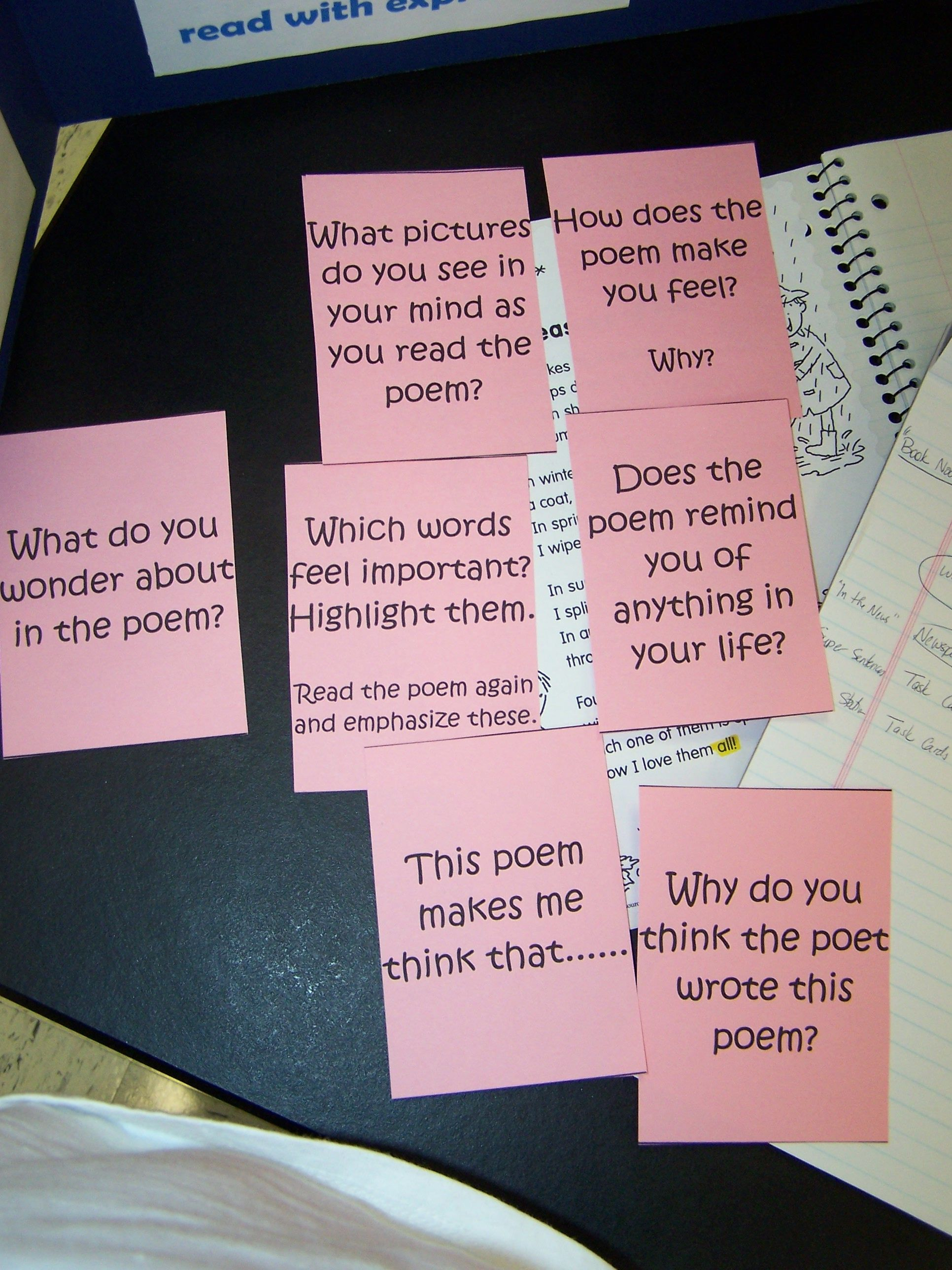 Poetry Response Prompts We Have A Fledgling Poetry Group At Our Library Always Seeking Ideas