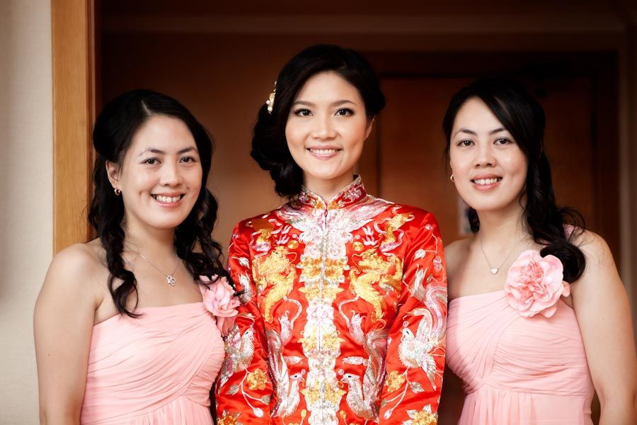 Chinese Wedding Photography And Video