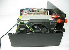 DIY HiFi Gainclone Power Amplifier (2x68w, Class AB-A, LM3886