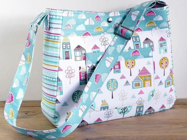 This luxurious baby bag is perfect for carrying all those baby ...