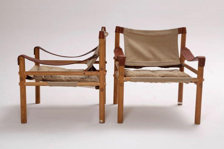 Sklum Sedie ~ Arne norell sirocco chair sedia safari pinterest campaign