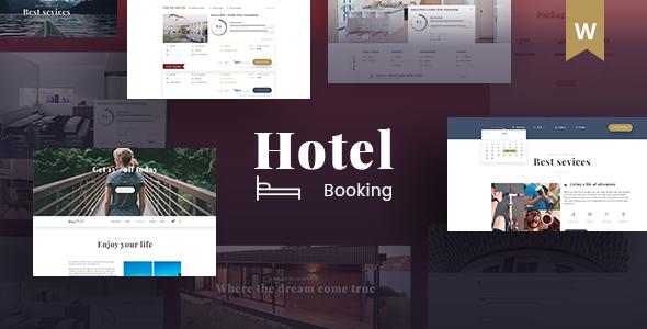 Hotel Booking | Hotel WordPress Theme | Website-Templates ...