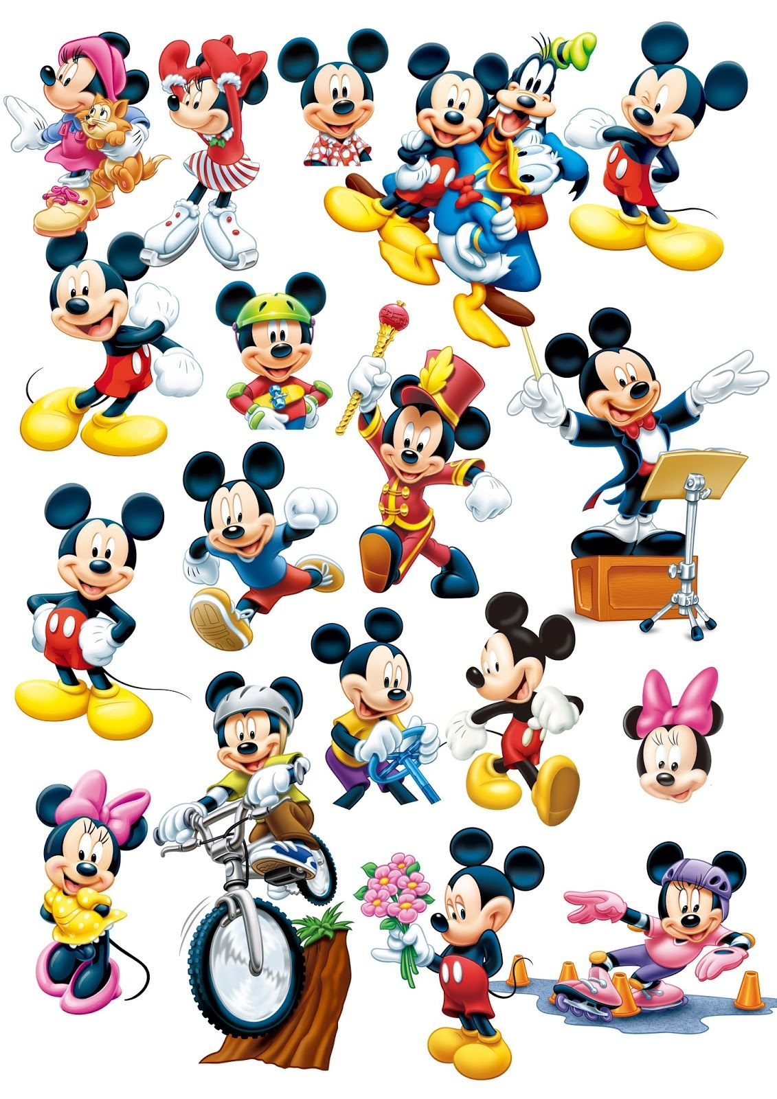 Micky Mouse Cartoon Psd Images Free Downloads Psd Files