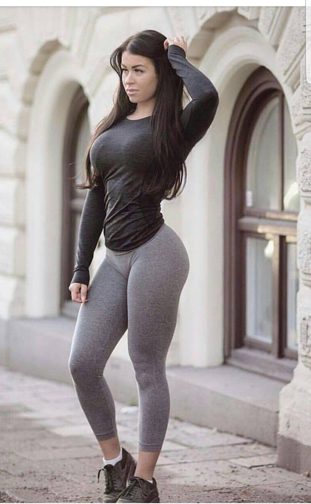 There's nothing beautiful girls naked in yoga pants