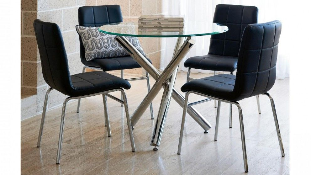 Lily 5 Piece Dining Setting Dining Furniture Dining