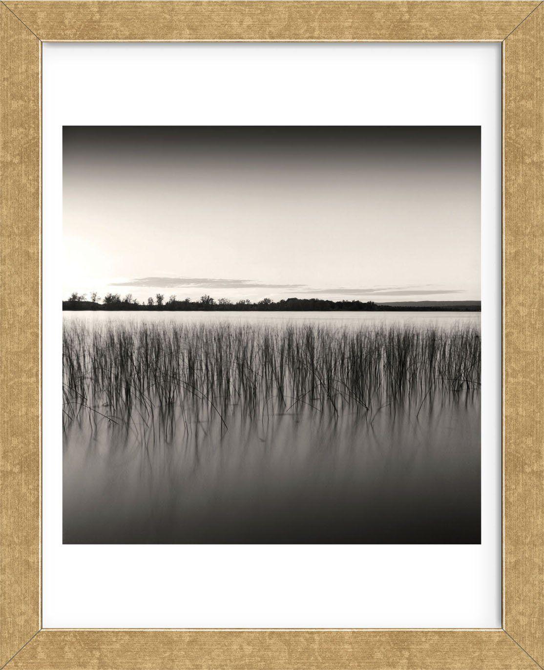 Sunset on Ottawa River, Study 2 (Framed) Ottawa river