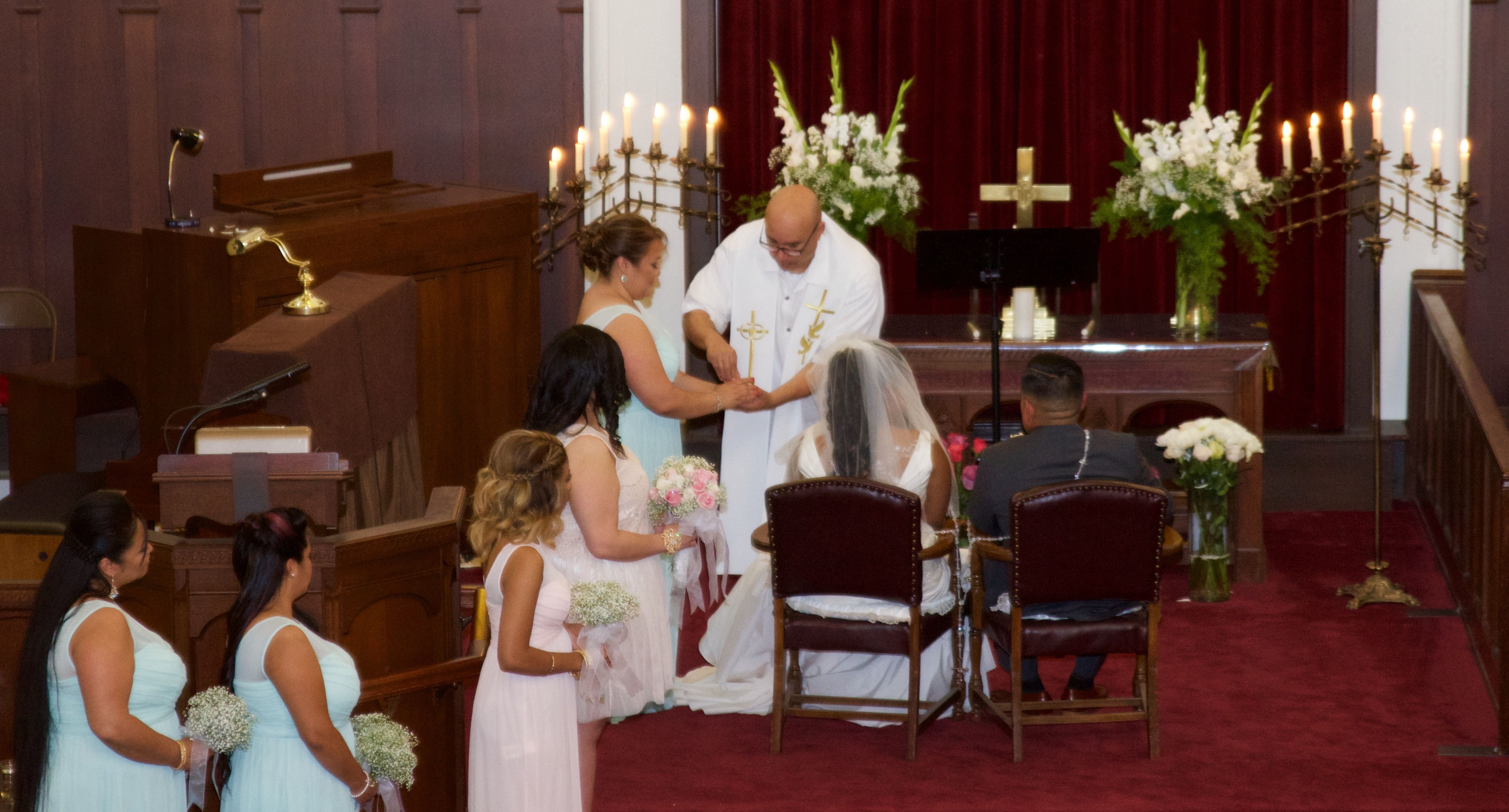 Best Bilingual officiant at John316weddings for your
