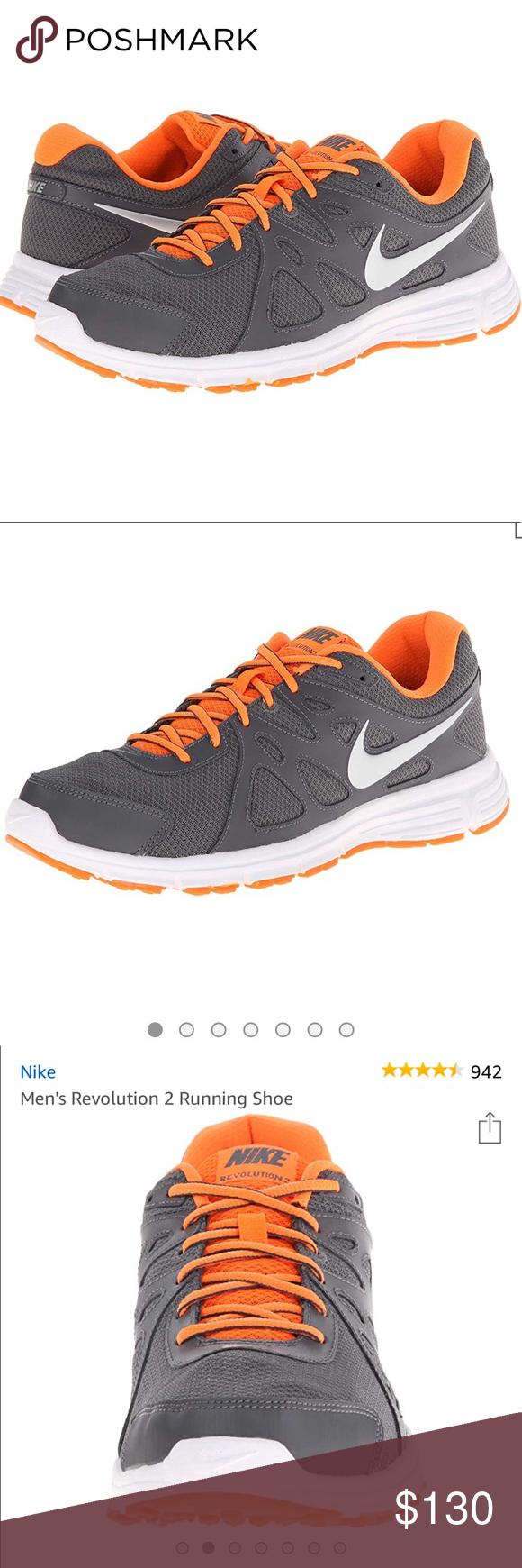 01c2cf402dbb NIKE Revolution 2 Running shoe Dark grey