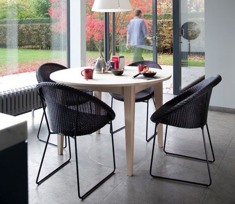 Vincent Sheppard   Life Stories of Lloyd Loom   Joe dining chairs ...
