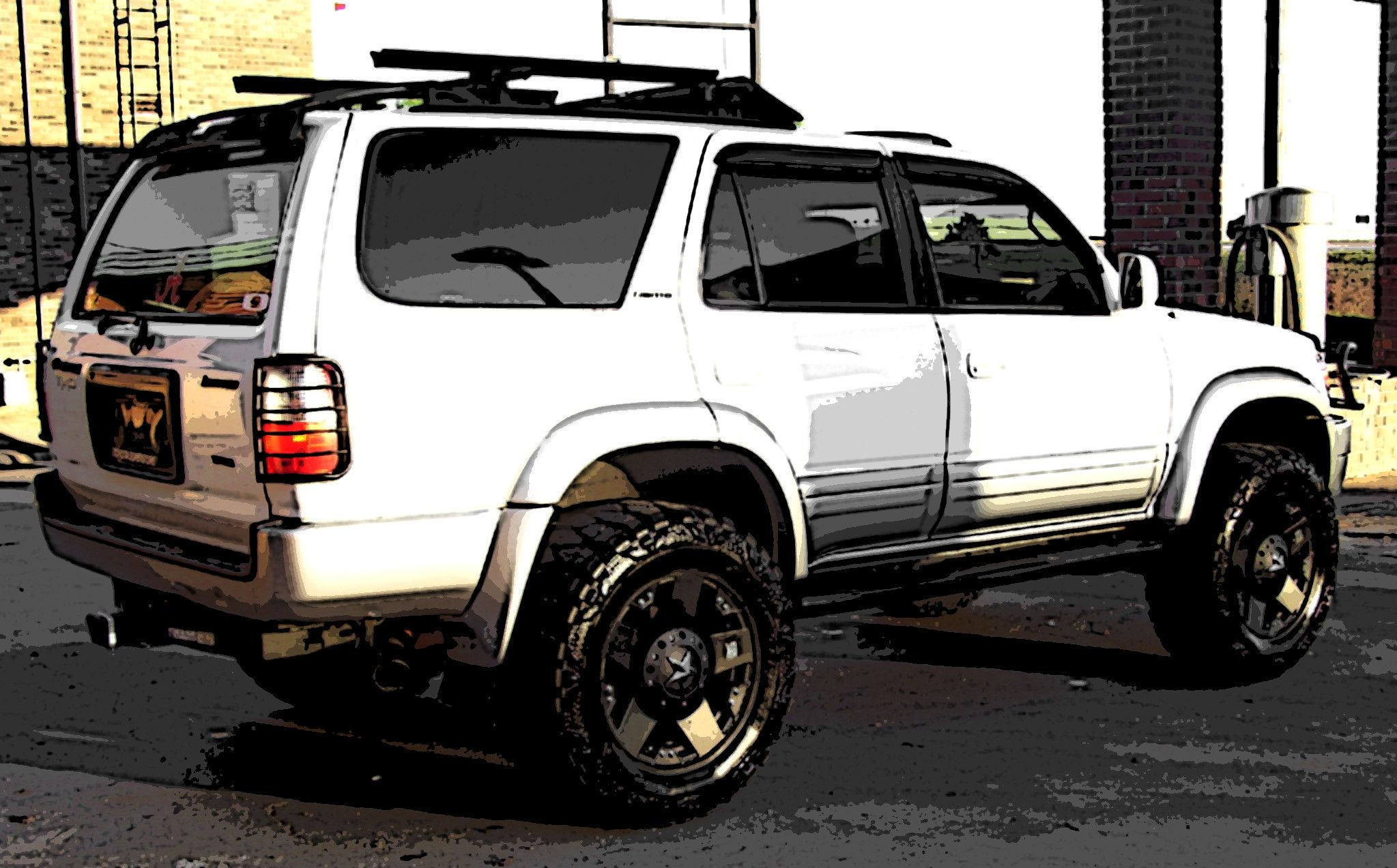 1999 toyota 4runner limited google search