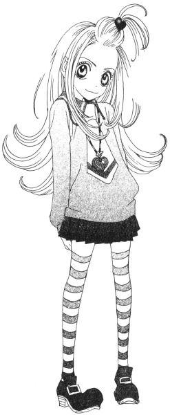 Pingl par fuckingsunrise sur sugar sugar rune dessin anim manga et dessin - Vanille dessin ...