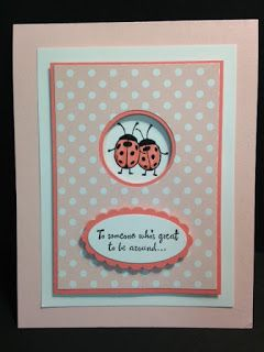 A Love You Lots and In the Meadow Love and Anniversary Card