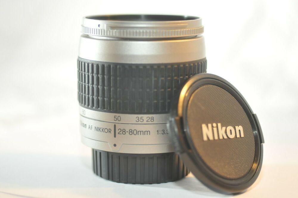 Nikon Af G Nikkor 28 80mm F 3 3 5 6 Lens For N80 F100 D800 D70 D90 D300 D80 D610 Nikon Slr Camera Nikon Dslr Camera Nikon Lens