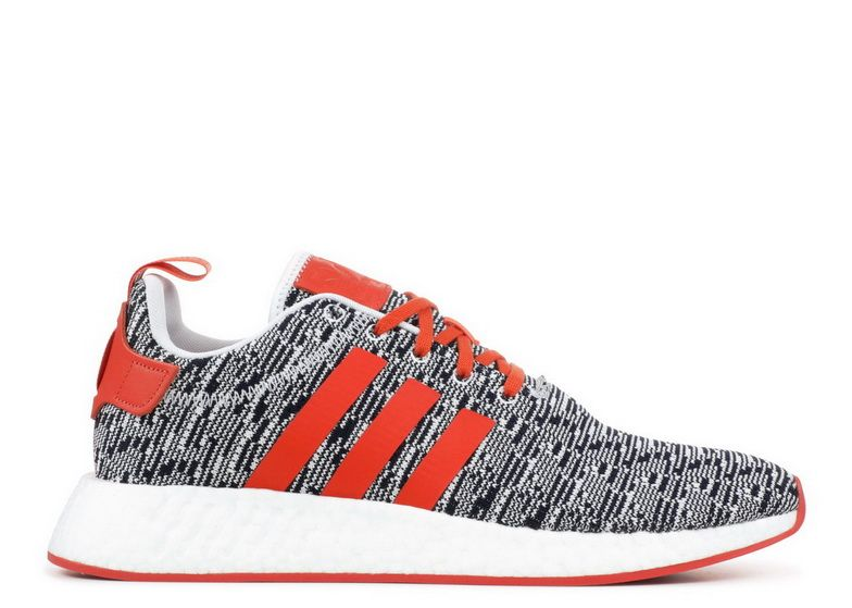 Adidas Nmd R2 Grey Red White Cq0720 Discount Shoe