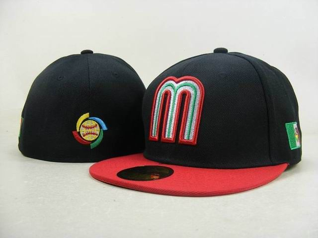 MEXICO Fitted hat 003  1f1d8cbc2877