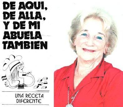 Las recetas de Blanca Cotta