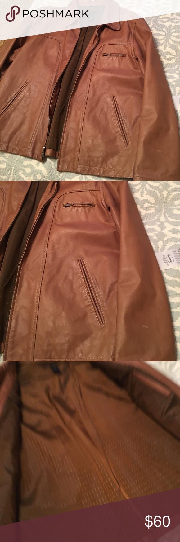 Men's leather jacket Men's leather Jacket. Great conditions! Claiborne Jackets & Coats