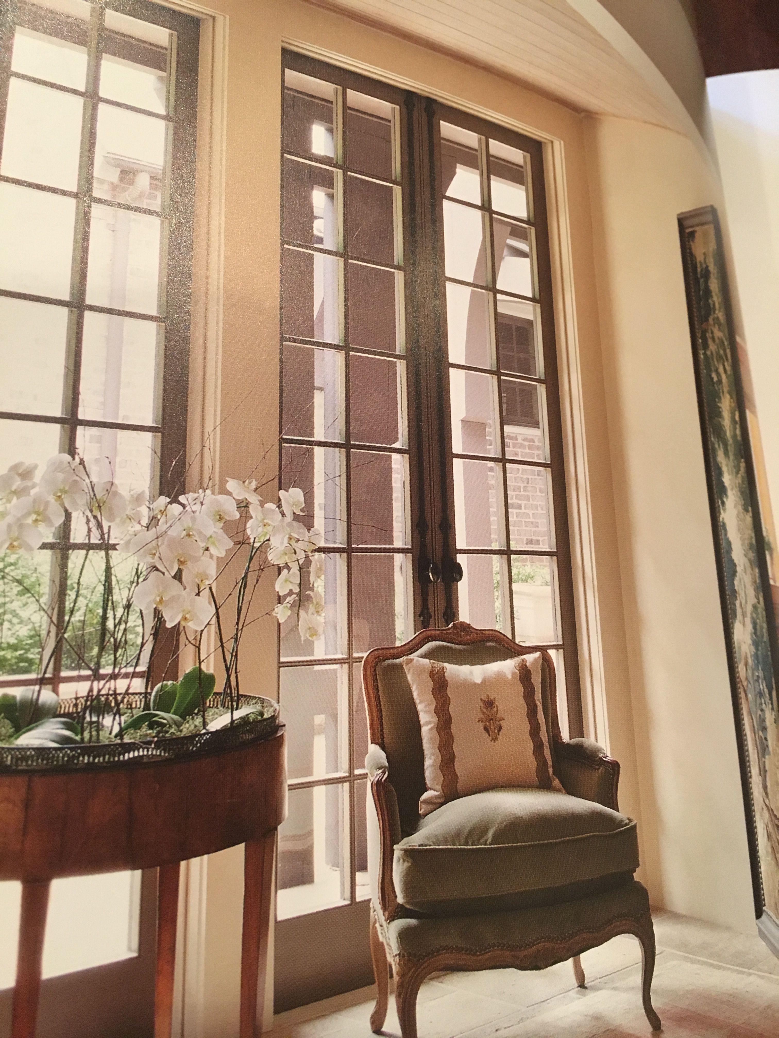 Window casing ideas  littleno trim dark windows  house  pinterest  window and house