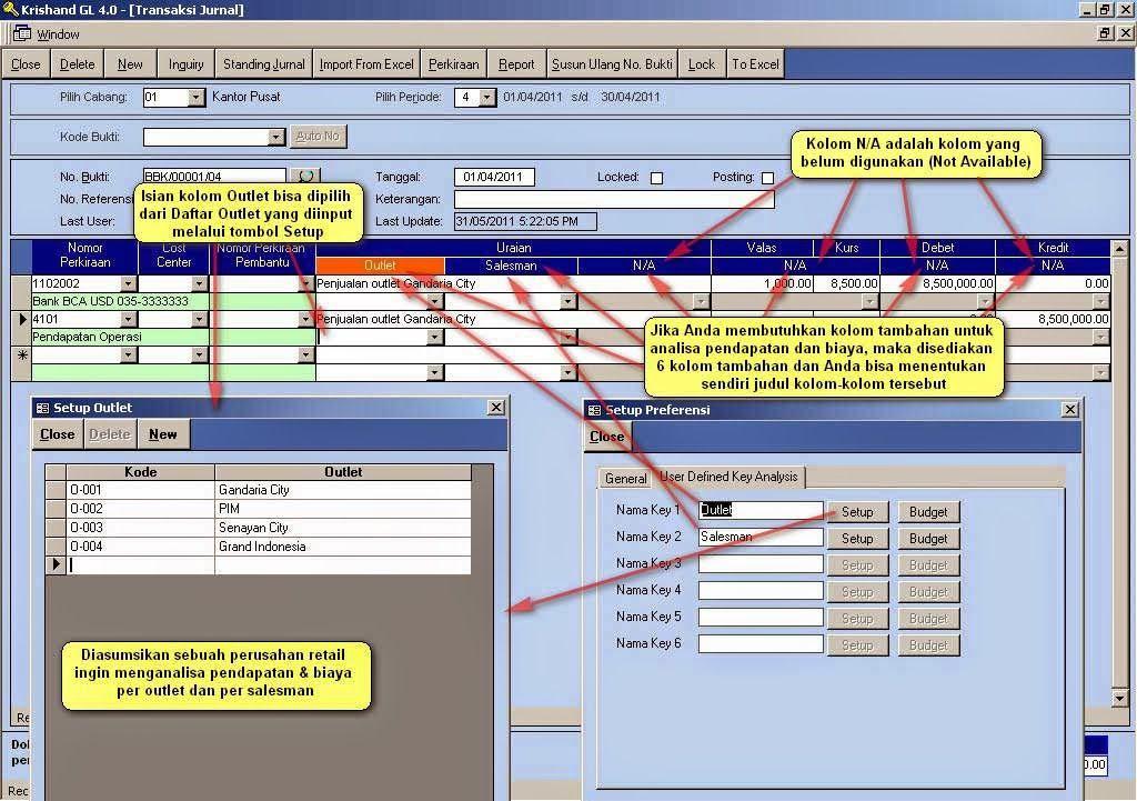 Program Akuntansi Murah Mudah Dan Handal Software Kasir Gratis Buku