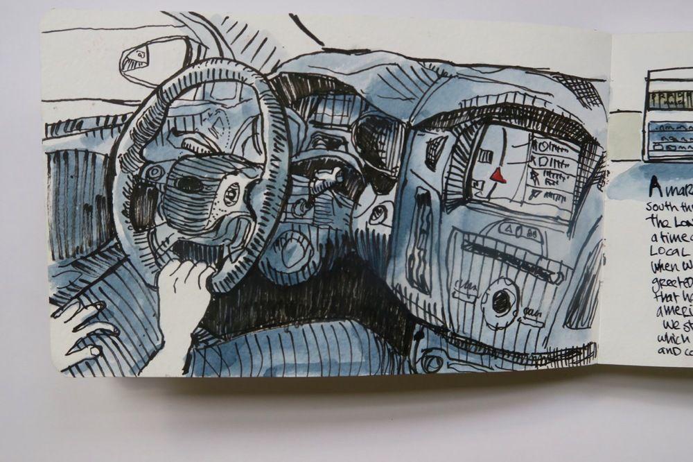 Danny Gregory Doodle Art Journals Danny Gregory Drawings