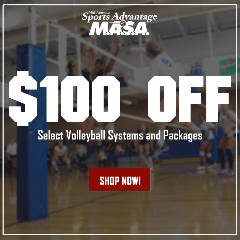 Is Your Court Ready For The School Year Masa Masasports Volleyball Volleyball Jaypro Beachvolleyball Backtoschool Cour Volleyball Promotion System