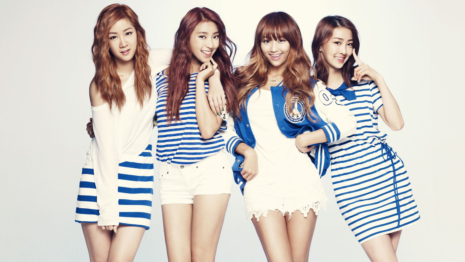 Sistar Is A South Korean Girl Group Formed In 2010 Under The Management Of Starship Entertainment The Group Consists Of Hyolyn Kpop Girls Sistar Sistar Kpop