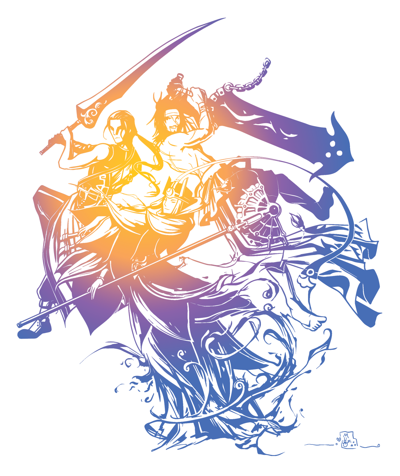 Final Fantasy X3 The Game Of My Dreams Full View For Details If You Can Redbubble Bonus I Made The Box Ar Final Fantasy Art Final Fantasy X Final Fantasy