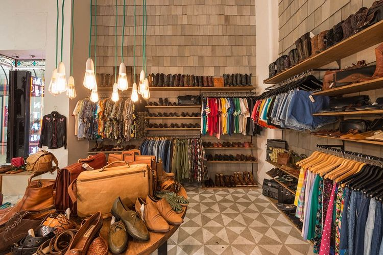 The 10 Best Vintage Clothing Stores In Melbourne Australia Vintage Clothing Stores Vintage Clothes Shop Vintage Outfits