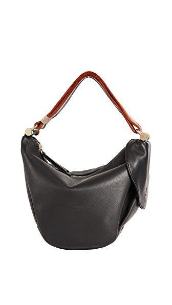 MANU ATELIER MANU ATELIER MICRO FERNWEH BAG. #manuatelier #bags #leather #backpacks #