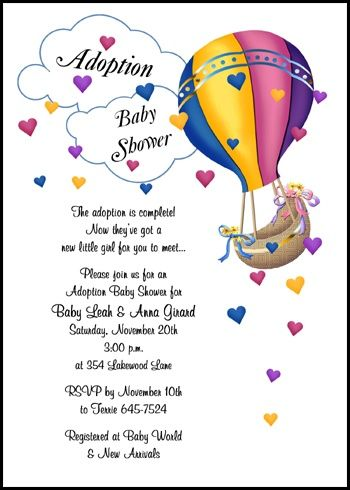 Add your own invitation wordings and features to impress with your find largest selection of welcome home baby shower invite with hearts hot air balloon online save with our 10 free welcome home baby shower invite with filmwisefo Gallery