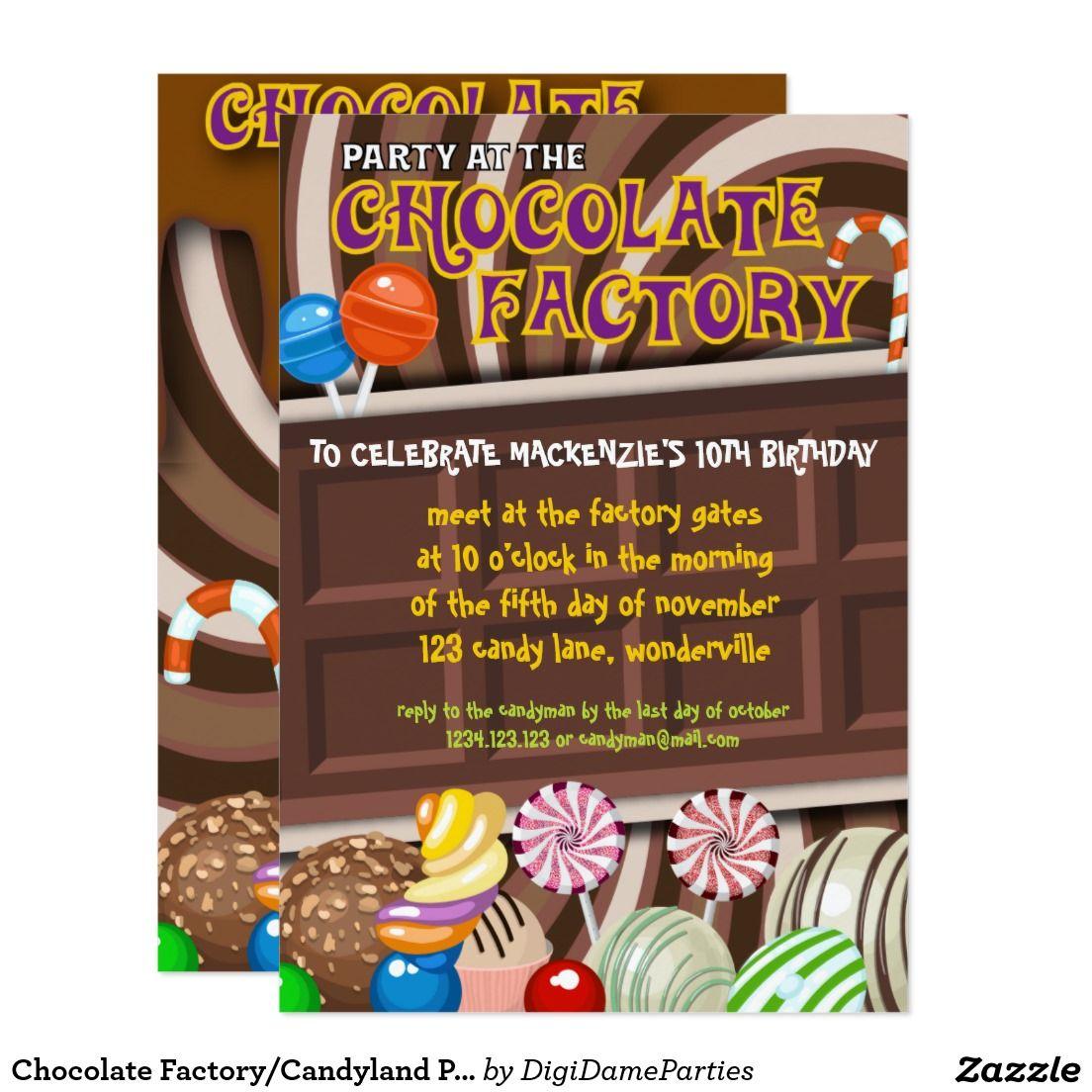 Create your own Invitation Party invite