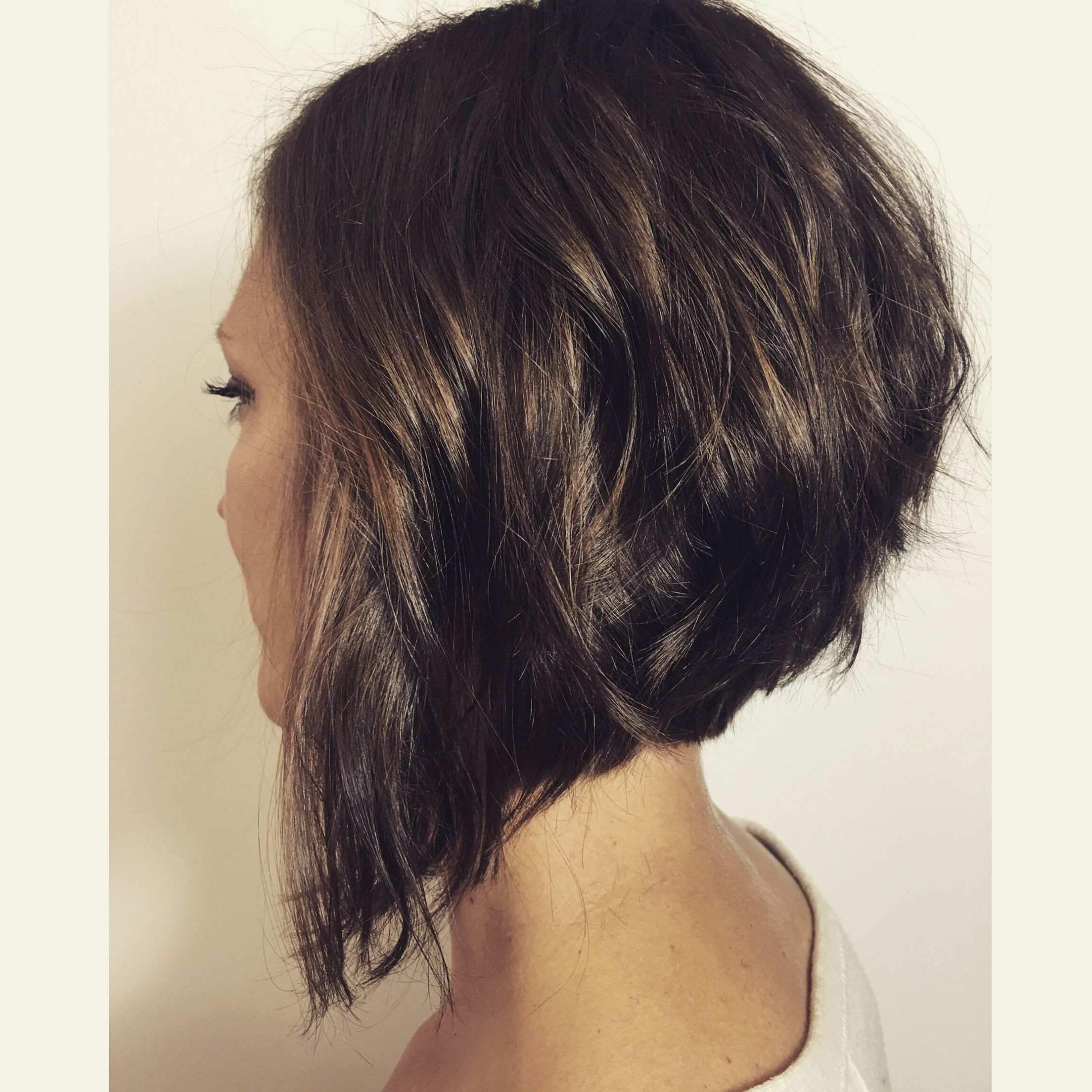 Angledbob Pageboysalonathens Athenshairsalon Lacey Uga Hair